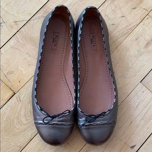 Alaia Ballet Flats Sz 38.5